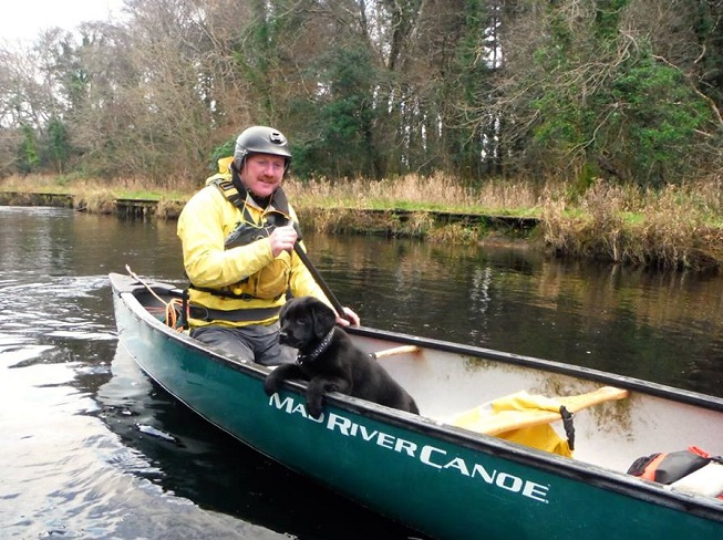 river foyle canoeing