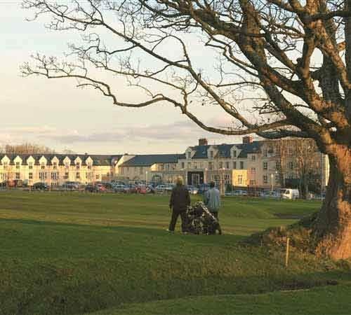 Redcastle Hotel Golf Spa