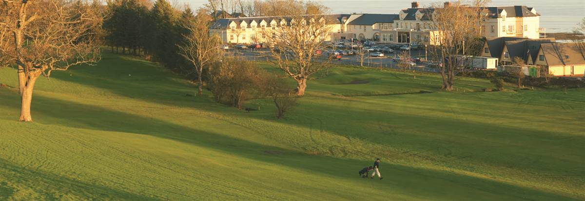 golf courses in donegal