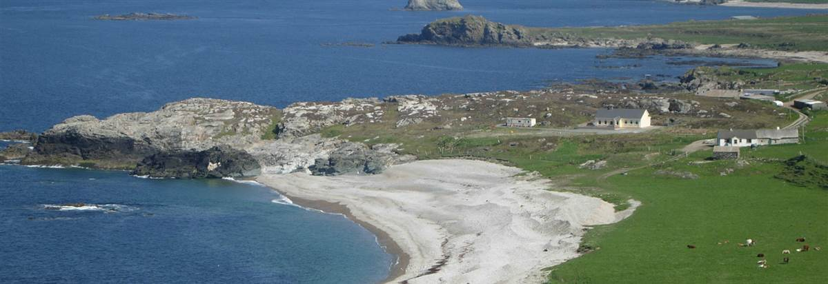 Malin Head beach