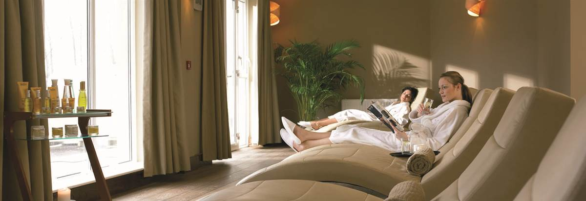 spa hotels northern ireland